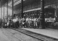 Mit der Bahn zum Proletarierstrand 1932 – 2014