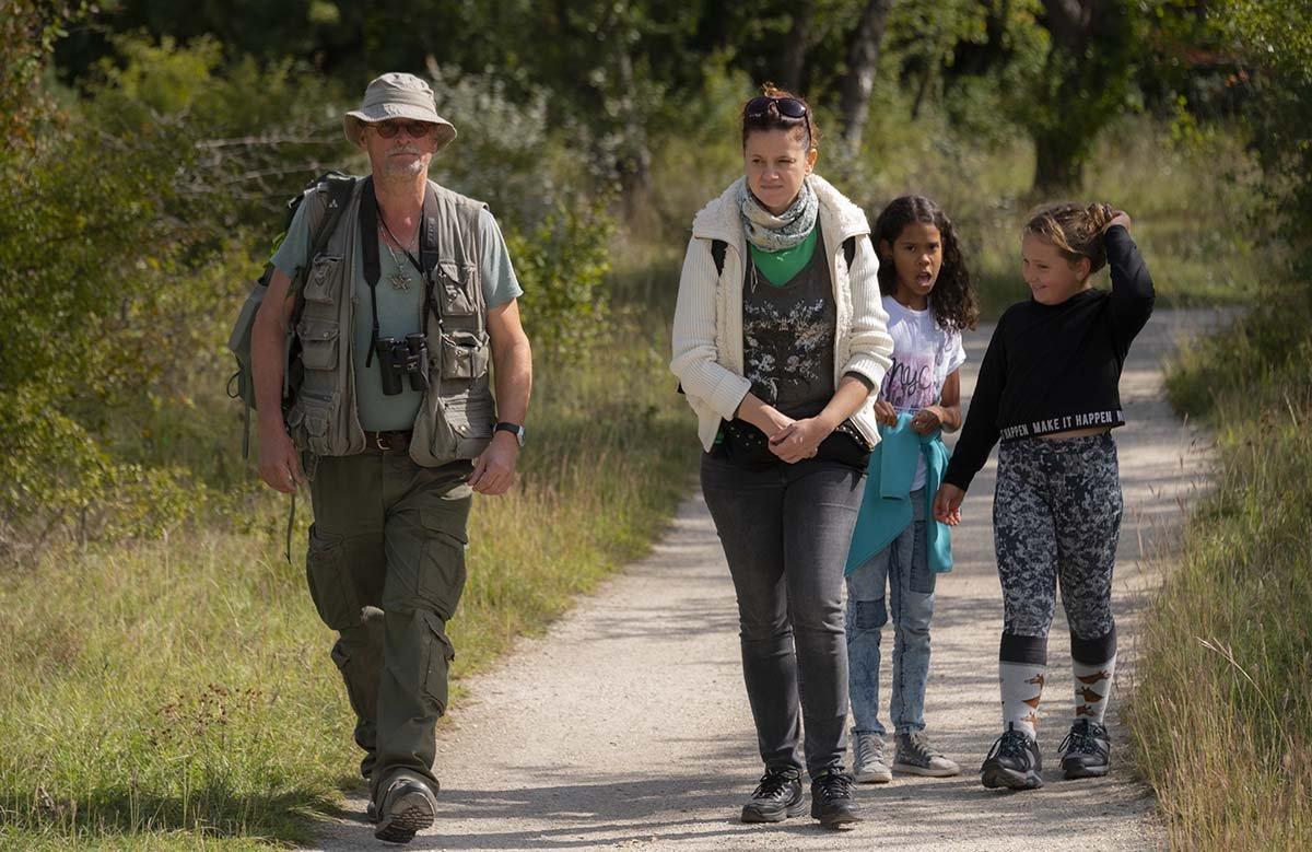 Lobauwanderung mit den Grünen-Donaustadt