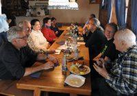 Vereinstreffen – eine Seltenheit