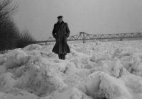Der Eisstoß – ein Naturschauspiel, das nicht wiederkehrt