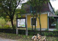 2019 seit 10 Jahren geschlossen: das alte Lobaumuseum