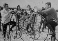Eine tolle Geschichte: die erste österreichische Radfahrer-Demo
